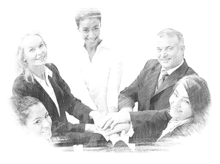 Регистрируем свое дело и создаем команду
