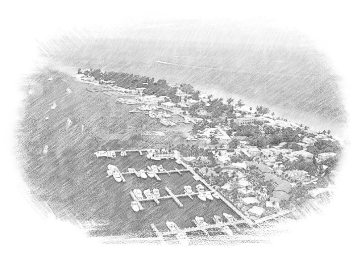 Вид Виргинских островов