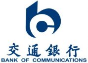 Bank of Communications 交通银行