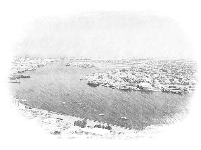 Море Дубая