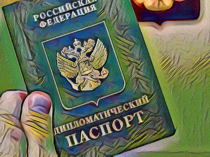 Что такое дипломатический паспорт, зачем он нужен
