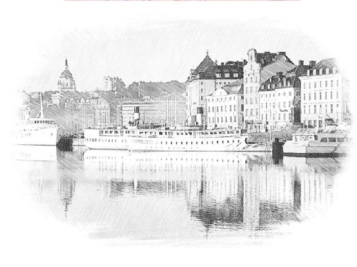 Красоты Швеции: отдых после оформления докуентов