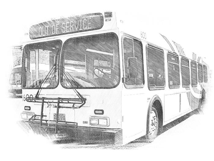 Канадский автобус
