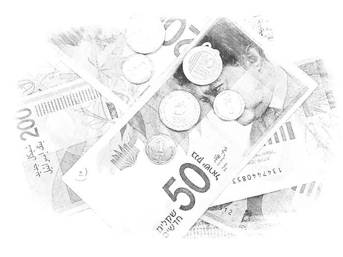 Израильские деньги