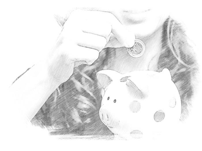 Монетки из копилки
