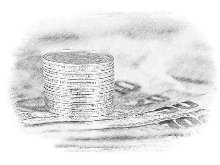 Итальянские деньги