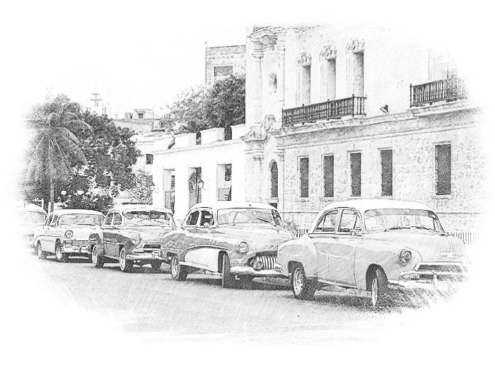 В социалистической Кубе уникальная атмосфера и раздольная жизнь