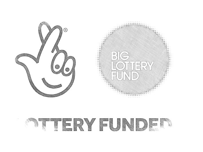 Логотип фонда Big Lottery