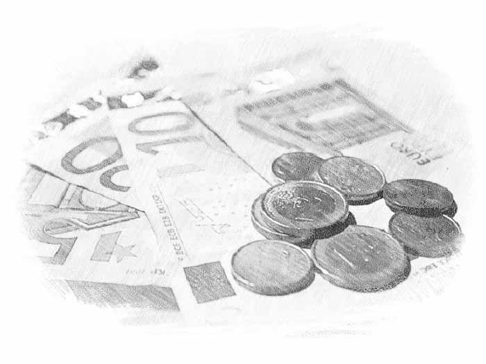 Французские деньги