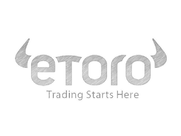 Логотип eToro