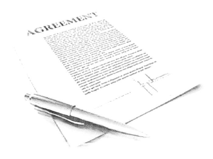 Удержание дохода проводится в соответствии с положениями составленного и предъявленного соглашения
