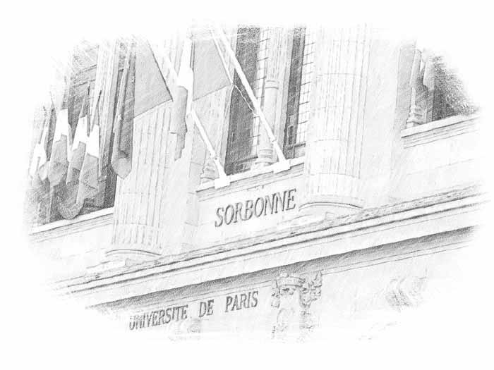 Университет в Париже