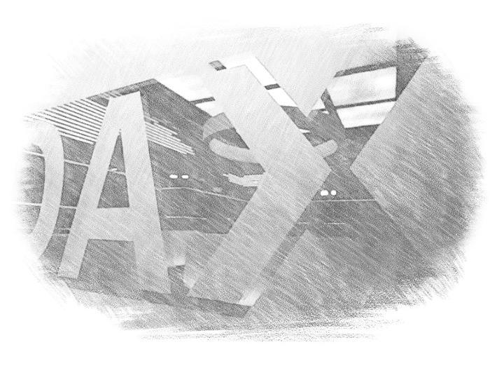 Логотип DAX