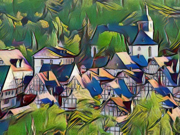 Немецкий городок