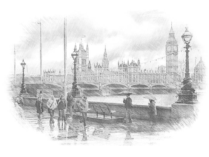 Город в Англии