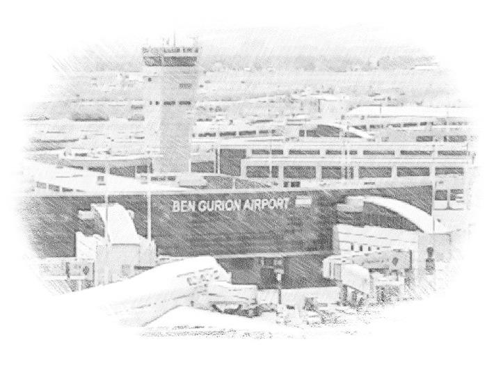 Аэропорт Израиля: путешествие без визы