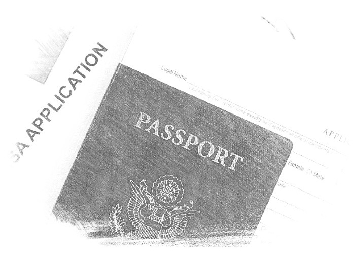 Загран паспорт для поездки в Черногорию
